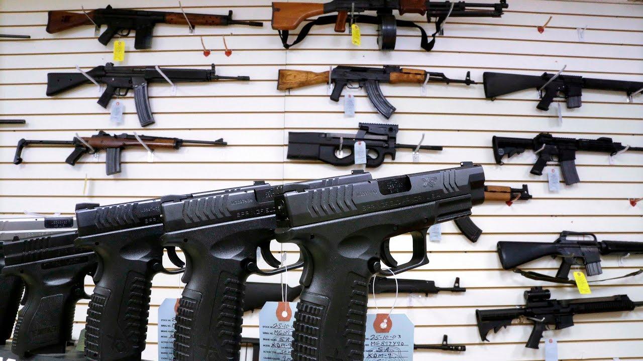 Росгвардия настаивает на повышении возраста для приобретения оружия