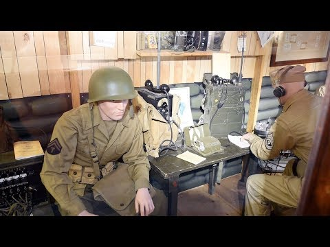 US Army Signal Corps Museum And Hitler's Telephone