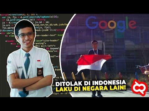 Dibuang Negeri Sendiri, Penelitian Siswa SMA Ini Malah Bikin Google Bertekuk Lutut