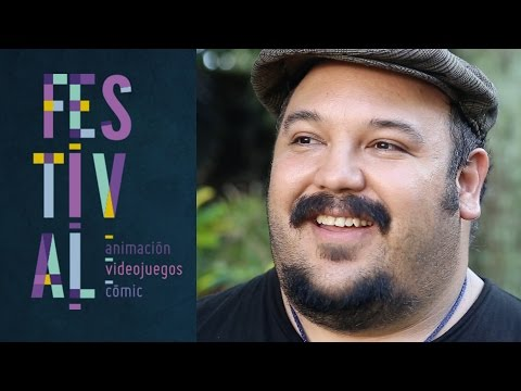 ENTREVISTA : Jorge Gutierrez Mexopolis - The Book Of Life En FESTIVAL Pixelatl - Dessignare