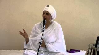 Bibi Baljeet Kaur Ji - Suthra Shah