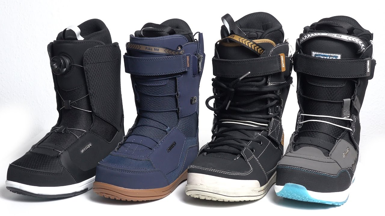 Die Ultimative Snowboard Boots Kaufberatung Youtube