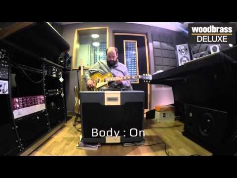 Test Woodbrass Deluxe : le MARSHALL ASTORIA 3 DUAL COMBO