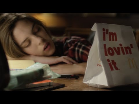 "McDonald's ""Library"" TV Commercial"