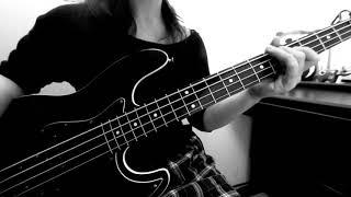 ベースで弾いてみた。『 innocence / LAMP IN TERREN 』bass cover