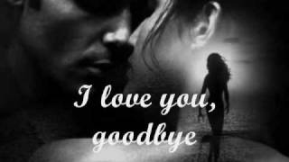 I Love You Goodbye w/ lyrics by Juris