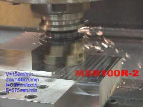 """Kyocera MSR Heavy Milling """"Monster"""" Cutter"""