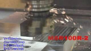 Kyocera MSR Heavy Milling