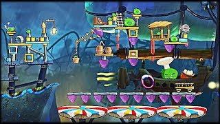 Angry Birds 2: Daily Challenges #14 (full week)