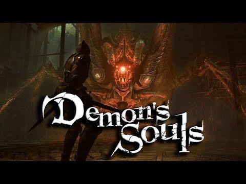 Demon's Souls Remake Breakdown   Gameplay, Release Date, Criticisms, & More…