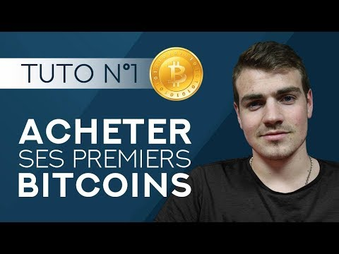 Acheter ses premiers bitcoins   Tutoriel #1