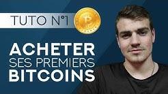 Acheter ses premiers bitcoins | Tutoriel débutant #1