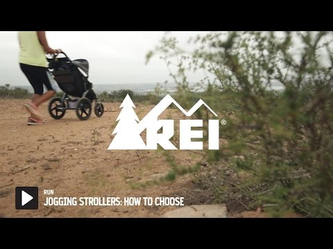 Jogging Strollers: How to Choose
