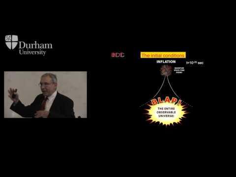 Opening of Durham University's Ogden Centre for Fundamental Physics – Professor Carlos Frenk