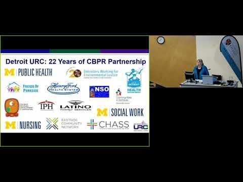Community-Based Participatory Research In Detroit, Michigan -  Professor Barbara Israel