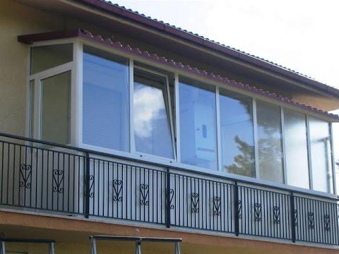 Verande per balconi torino youtube - Verande su terrazzi ...