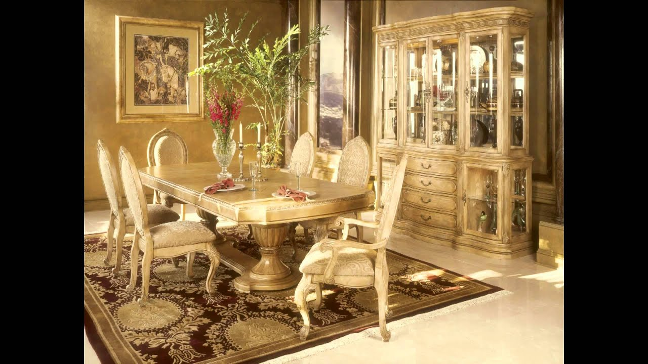 Aico La Francaise By Michael Amini From Imperial Furniture Com YoutubeMichael Amini Dining Room Craigslist   Ideasidea. Michael Amini Dining Room Craigslist. Home Design Ideas