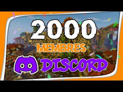 NationsGlory | Concours pour les 2000 membres Discord 🥳 #concours #Short