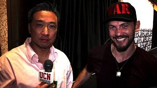 Andy Lee Post-Fight Interview - UCN Exclusive