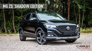 MG ZS Shadow Edition Tour | Chorley Group
