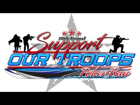 Support our Troops 2017 Poker Run, Lake of the Ozarks