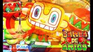 Samba de Amigo (Wii) OST 'The Cup Of Life'
