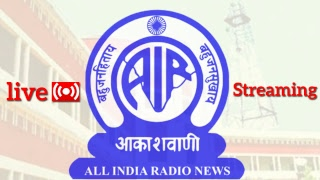 NEWS ON AIR OFFICIAL Live Stream - News in Hindi