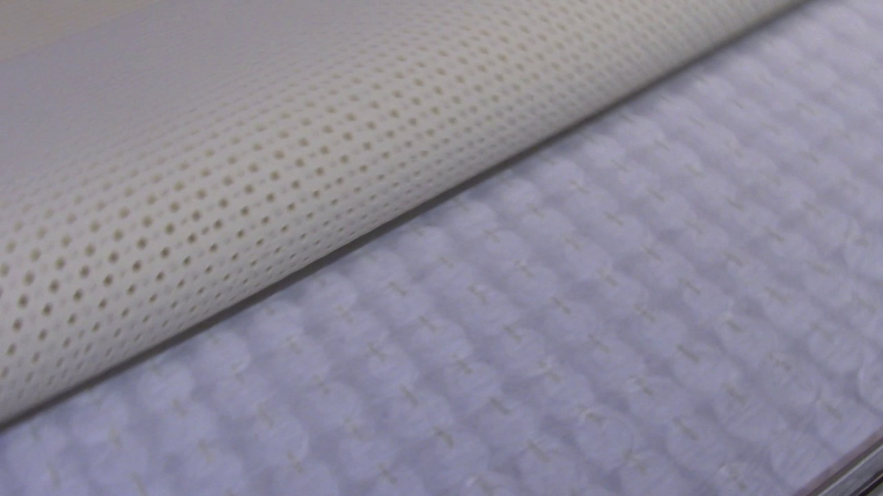 Talalay Matras Eco Sleep Hybrid Mattress With Pocket Coil And Talalay Latex