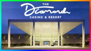 GTA 5 Online Casino DLC Update - NEW INFO! The Diamond Resort Exterior, Trailer Details & MORE!