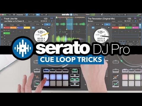 Cue Loop Tricks - Serato DJ Pro Mixing Techniques