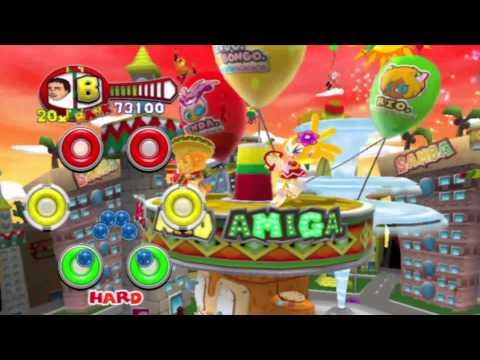 Samba De Amigo (Wii) - Vamos a Carnaval FC 100% Hard