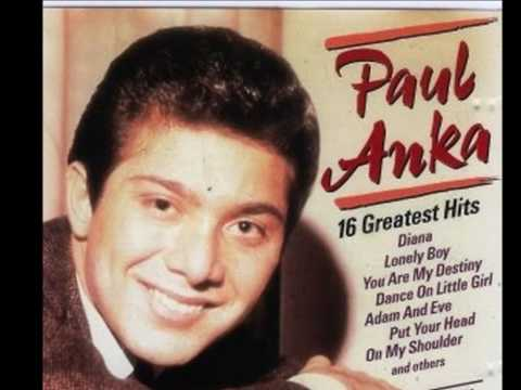 Paul Anka Something Happened