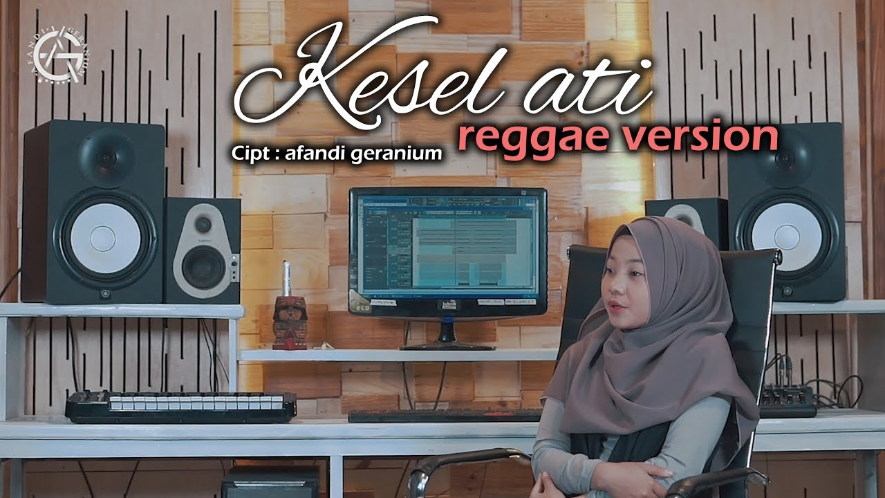 Kesel Ati Official Video Reggae Version Youtube