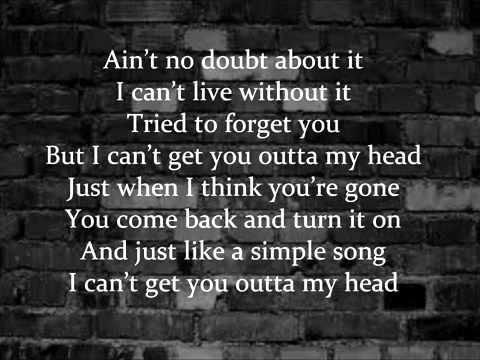Outta My Head Daughtry Lyrics