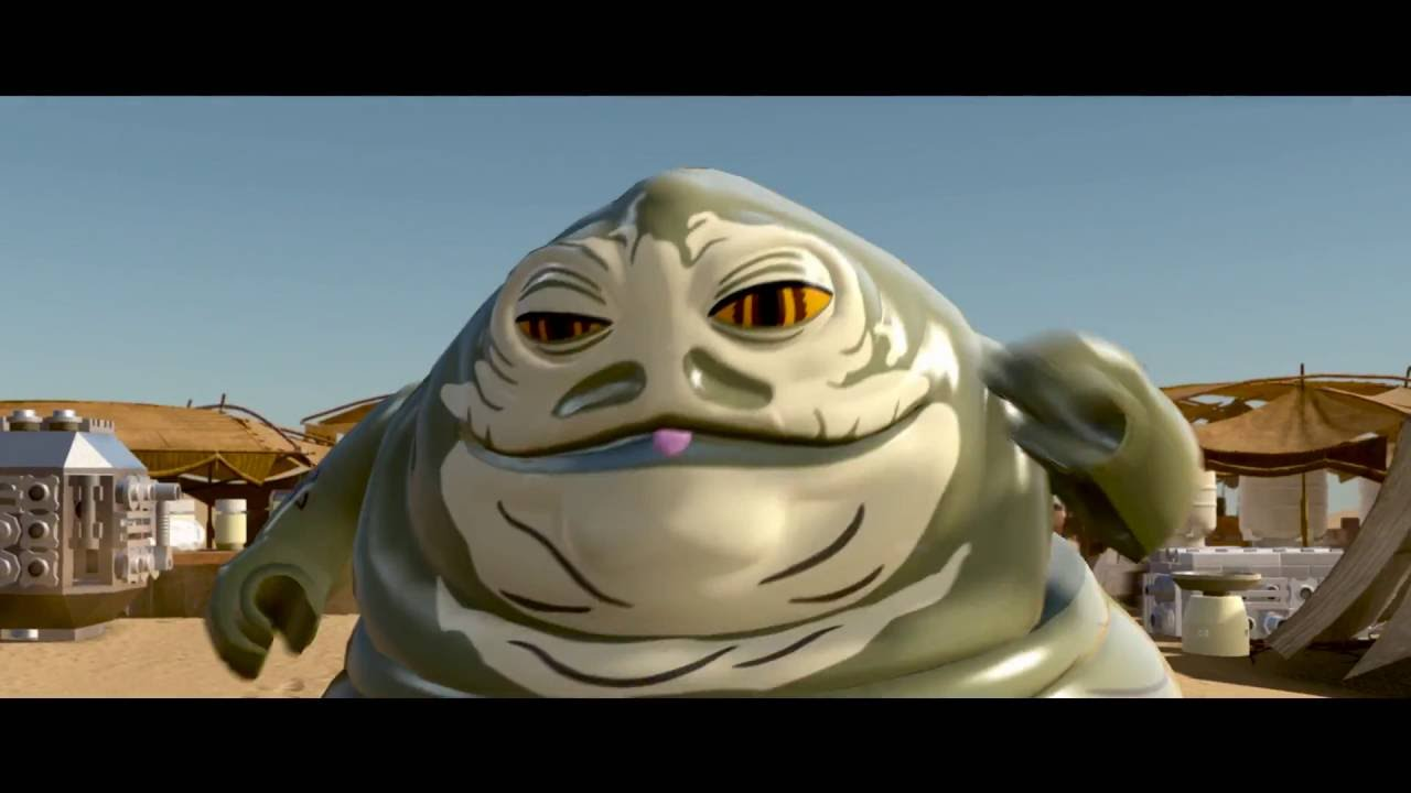 Jabba - LEGO Star Wars - The Force Awakens Character Spot ...