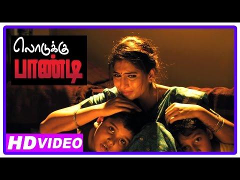 Lodukku Pandi Tamil Movie | Scenes | Neha Saxena And Kids Waiting For Karunas