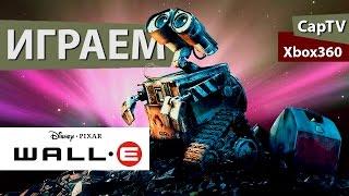 Wall-E The Game (Валл-И Игра) - Версия для Xbox360 - Обзор - Let
