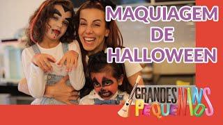 Baixar Grandes Pequeninos - Maquiagem de Halloween