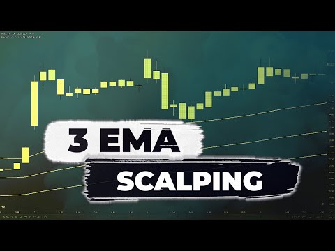 An Incredibly Easy 1-Minute Forex Scalping Strategy (The 3-EMA Trading System)