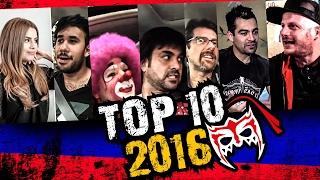 Top 10 Video Del Escorpión. Más Vistos 2016!