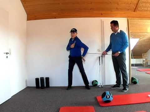 Are you physically capable of making a golf swing?