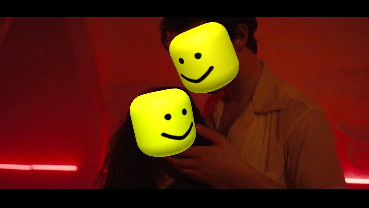 Oof Senorita Senorita Shawn Mendes Roblox Oof Remix Youtube