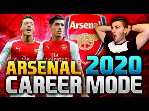 ARSENAL IN THE YEAR 2020!!! FIFA 16 CAREER MODE!