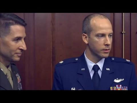 RANGE excerpt USMC & USAF Pilots on Capabilities F-35 '16