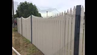 Picket Fence Install - High Wycombe