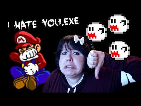 Zenshii in: I HATE YOU.EXE
