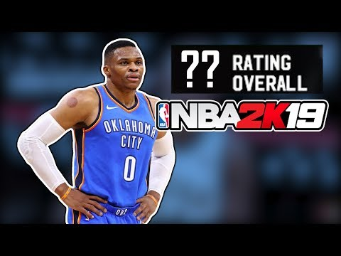 5 BEST Players In NBA 2K19
