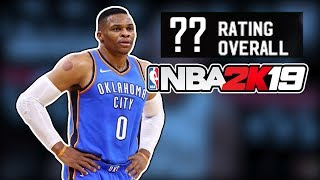 5 BEST Players In NBA 2K19