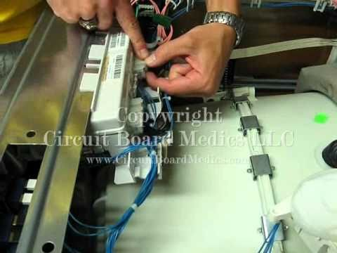 Whirlpool Duet and Kenmore CCU Removal - YouTube