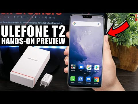 Ulefone T2 PREVIEW The Long-Awaited Smartphone Is On Sale